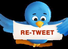 1000 Retweets/ Twitter