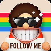 500 Abonnés / Instagram