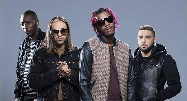 Ghetto Phénomène, DJ Kidd Week, Gatinha, rap, rap francais,
