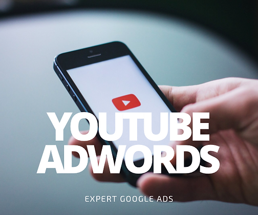 "Campagne Youtube Adwords ""Objectif minimum 10 000"""