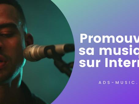 Comment Diffuser et Promouvoir sa musique sur Internet?