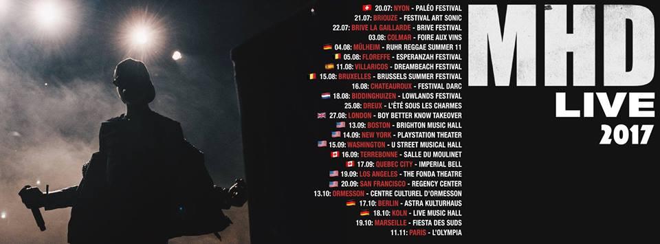 MHD LIVE 2017
