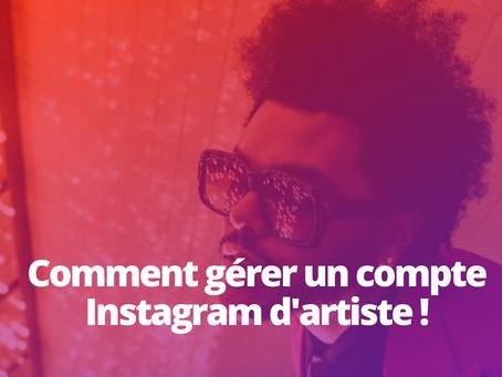 Comment gérer un compte Instagram pour promouvoir sa musique