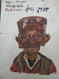 קשיש מושישט, הודו