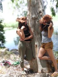 שומרי הגן בנות המצווה