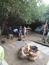 המחנה הסודי בפרדס חנה