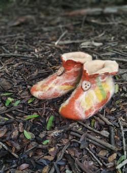 נעלי צמר