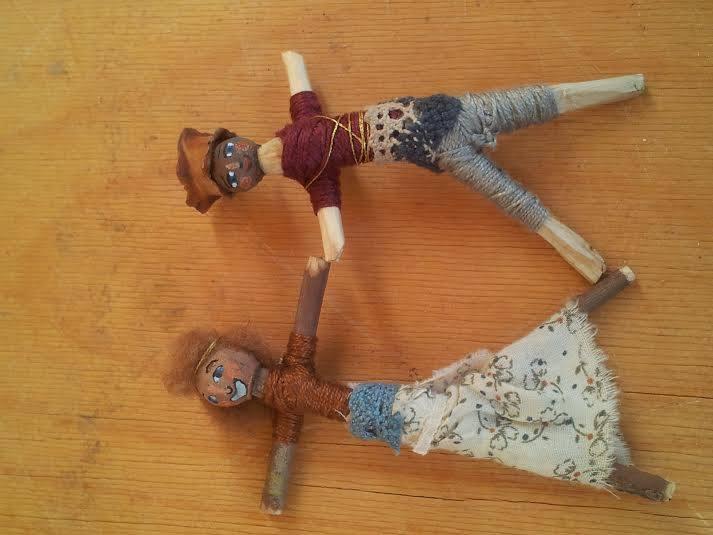 בובות דאגה מגואטמלה