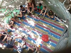 חוג קיץ שומרי הגן בפרדס חנה