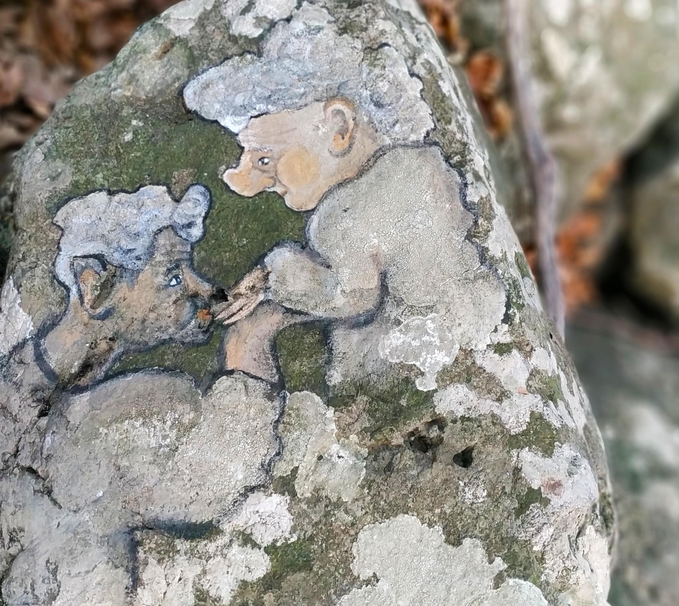 אהבה על סלע