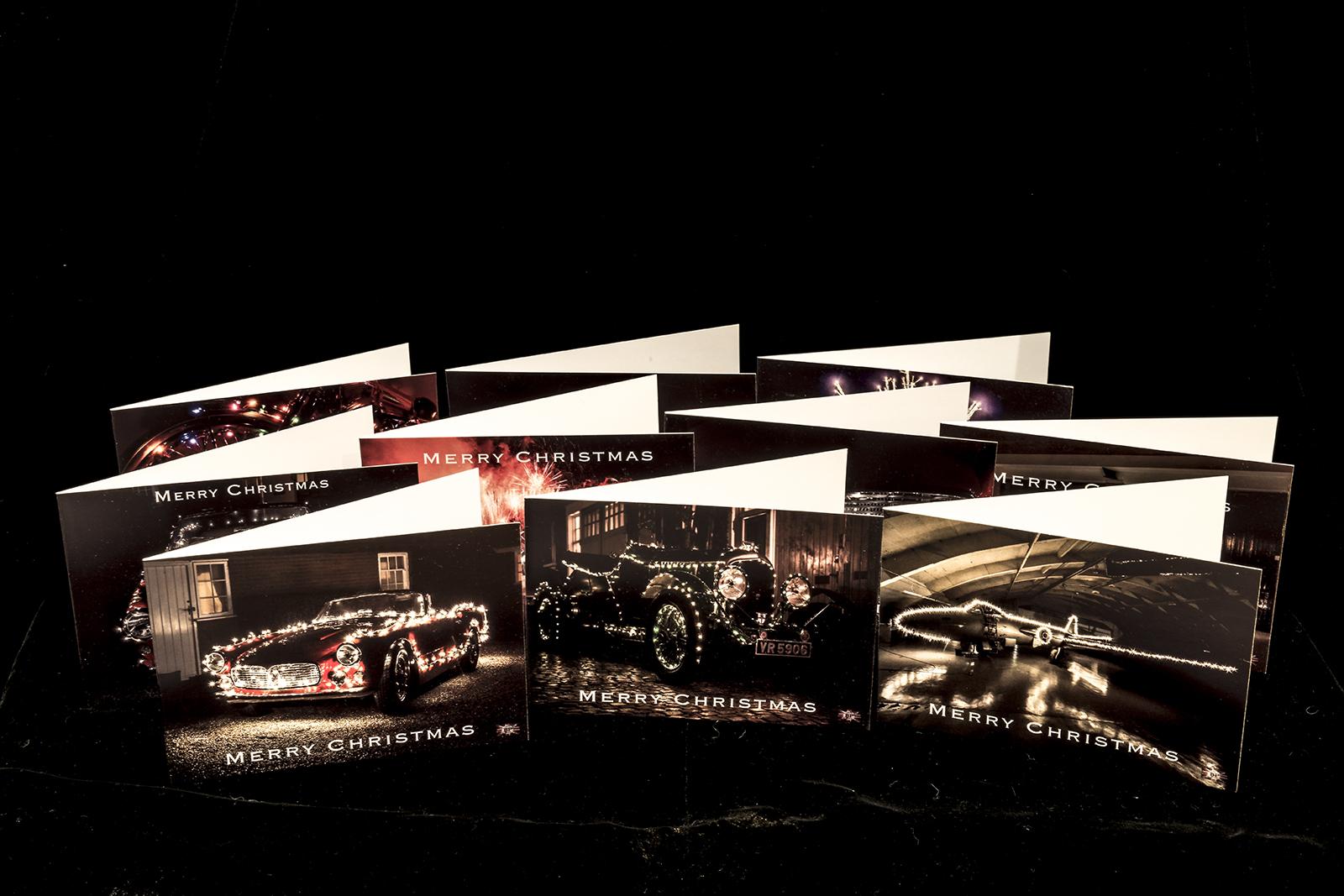 Christmas Card Selection