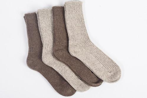 Ponožky z jaka do postele