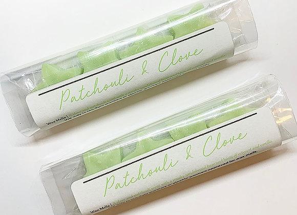 Patchouli & Clove