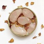 Rose Quartz Gemstone Moonlight Melts