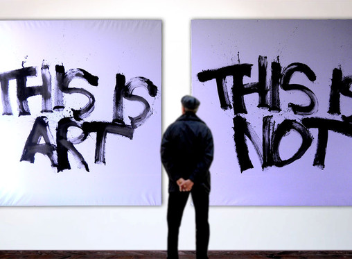 What is Art? What is an Artist's 'Job'? What does a true Artist do?