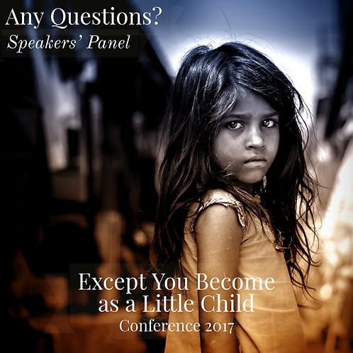 Conference 2017 - Any Questions? (CD)