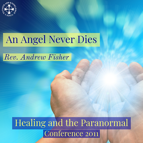 An Angel Never Dies (CD)