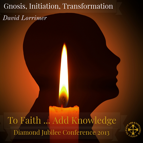 Gnosis, Initiation, Transformation (CD)