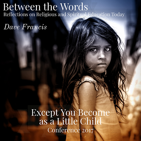 Between the Words: Reflections of Religious and Spiritual Teaching Today