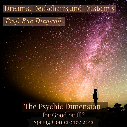 Dreams, Deckchairs and Dustcarts (CD)