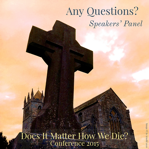 Conference 2015- Any Questions? (CD)