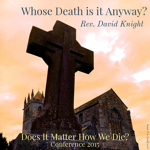 Whose Death is it Anyway? (CD)