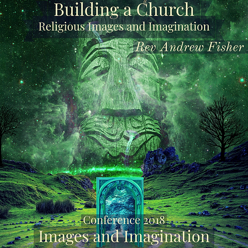 Building a Church - Religious Images and Imagination (CD)