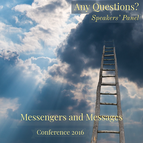 Conference 2016 - Any Questions? (CD)