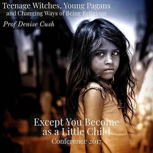 Teenage Witches, Young Pagans and Changing Ways of Being Religious - CD