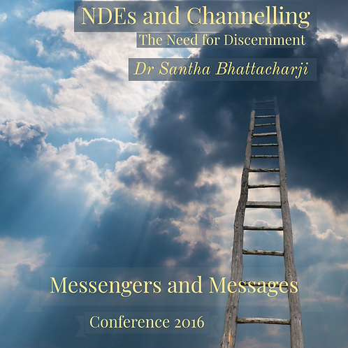 NDEs & Channelled Writing: the Need for Discernment (CD)