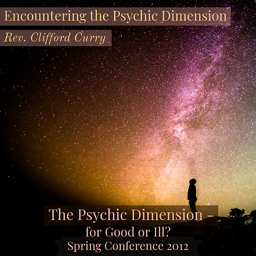 Encountering the Psychic Dimension (CD)