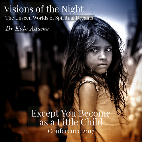 Visions of the Night: the Unseen Worlds of Spiritual Dreams (CD)
