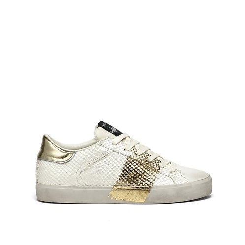 CrimeLondon - Low top distressed