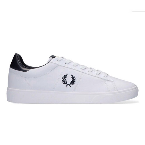 Fred Perry - B1226 spencer white