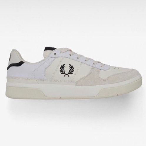 Fred Perry - B7210 Snow white