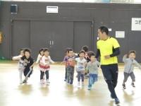 幼児センターの児童たち