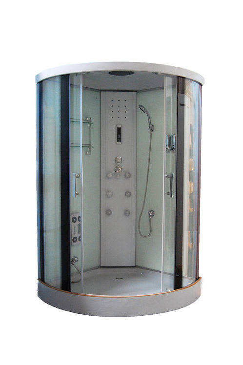 S-4040 Large Walk-In Shower Room