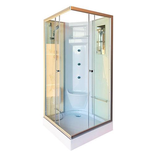S-3535 Square Corner Shower Enclosure