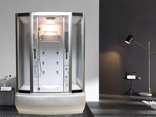 S-100 Oval Bath & Shower Enclosure