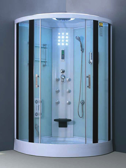 S-4848 Large Walk-in Shower Room