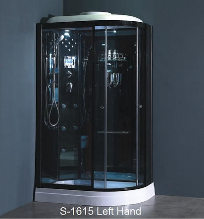 Ah Furnico Shower Enclosure S 1615