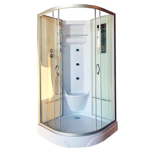 S-3838 Round Corner Shower Enclosure
