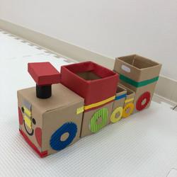 手作り汽車