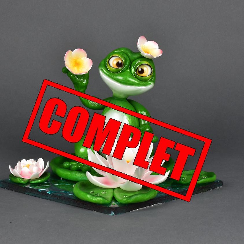 Atelier en Suisse 1 jour (Perroy) - la grenouille