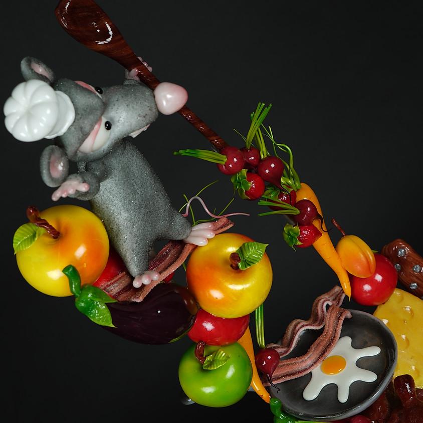 Atelier en France 2 jour - Ratatouille