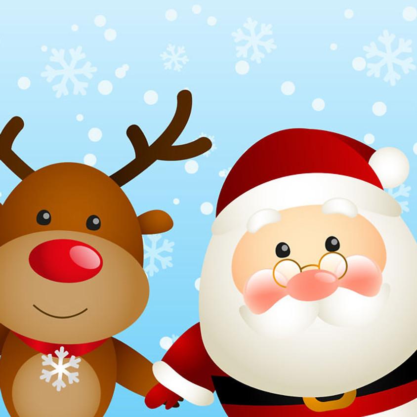Cours tandem ½ jour enfant(s) avec parent(s) - Spécial Noël
