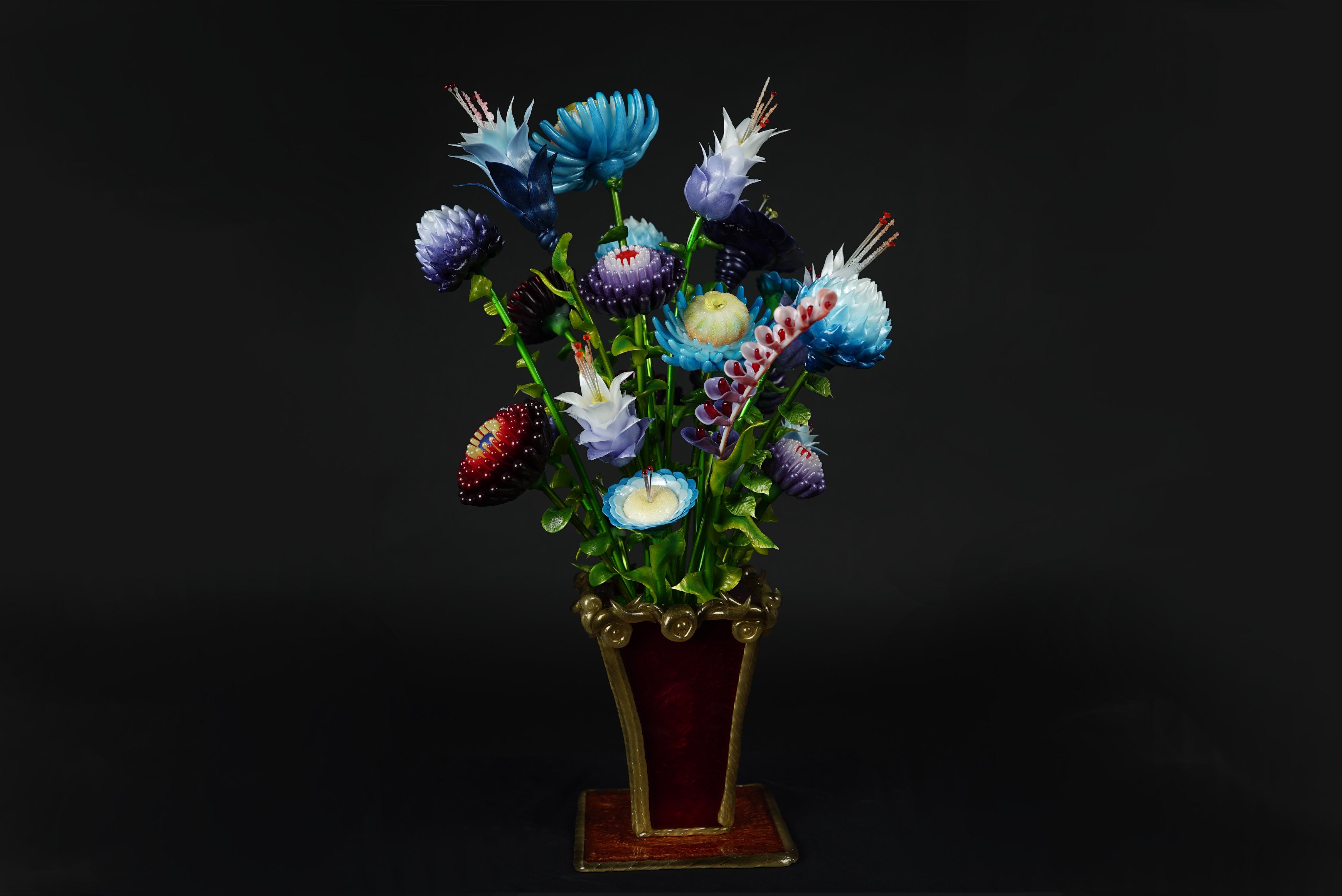 Les Paupière des Fleurs