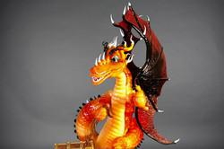 Le Dragon de Feu