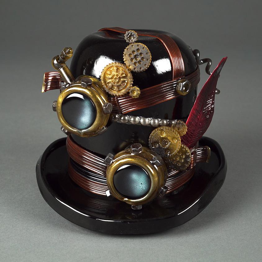 Atelier en Suisse 1 jour (Perroy) - Le chapeau steampunk