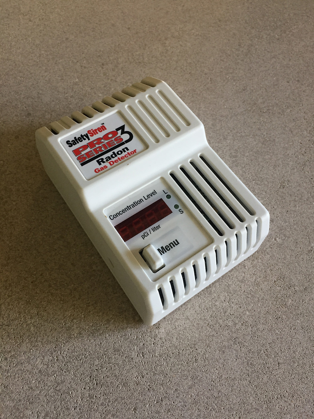 Pro Series 3 - Detector